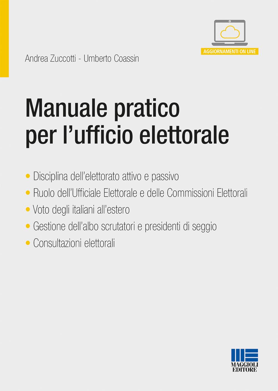 Manuale pratico per l'ufficio elettorale